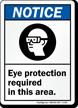 ANSI Notice Sign