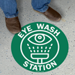 Eye Wash Station with Clipart