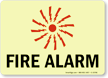 Fire Alarm (with graphic)