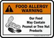 Food Allergy Warning Sign