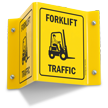 Forklift Traffic Sign