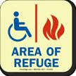 GlowSmart™ Area of Refuge Sign