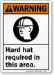 Warning Sign - ANSI