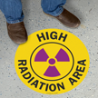 High Radiation Area