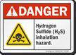 ANSI Danger Sign