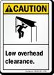 ANSI Caution Sign