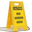 FloorBoss XL™ Floor Sign
