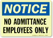 GlowSmart™ OSHA Notice Sign
