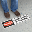 6in. x 24in. SlipSafe™ Floor Sign