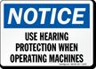 OSHA Notice PPE Sign