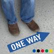 One Way, Thin Arrow
