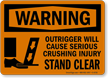 OSHA Warning Sign