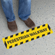 6in. x 24in. SlipSafe™ Floor Safety Sign onmouseover =