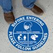 SlipSafe Floor Sign
