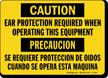 Caution / Precaucion Sign