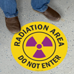 17in. X 17in. SlipSafe™ Floor Safety Sign