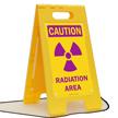 Standing Floor Sign