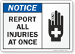 Safety Slogan Sign