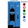 Semi-Custom Clean and Mop Shadow Board Kit
