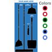 Semi-Custom Dry Zone Shadow Board Kit
