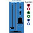 Semi-Custom Wet Zone Shadow Board Kit