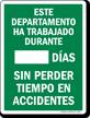 Spanish Scoreboard Sign