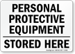 PPE Sign