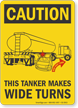 OSHA Caution Label