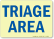 Triage Area