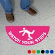 Watch Your Steps: Trip Hazard