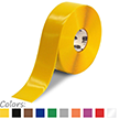 2 in. Solid White Floor Marking Tape