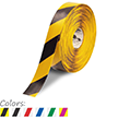 2 in. Striped Floor Marking Tape