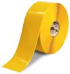 4 in. Solid Yellow Floor Marking Tape
