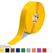 2 in. Solid Yellow Floor Marking Tape