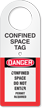 Confined Space Status Tag Holder
