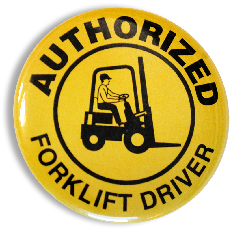 Authorized Fork Life Driver Buttons