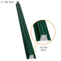 High-Strength Baked Enamel Post