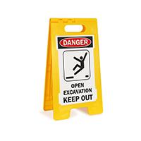 Custom Floor Sign