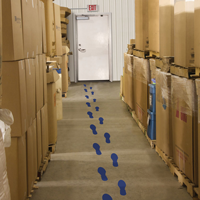 Mighty Line Regular Footprints