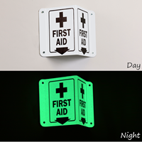 First Aid Directional Sign