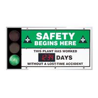 Green Signal Flip Digi-Day 3