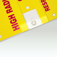 5 Insert Slide-Lock Sign System