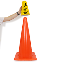 Wet Paint Cone Sleeves