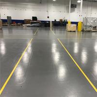 2 in. Solid Yellow Floor Marking Tape