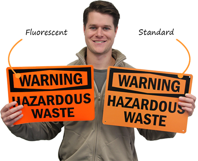 Biohazard Safety Signs