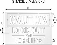 Stencil ST 0101