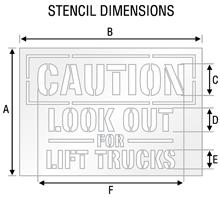 Stencil ST 0489