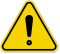 ISO General Danger, Exclamation Symbol Warning Sign