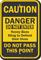 Bee Yard Warning Sign