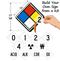 High Intensity NFPA Placard Kit
